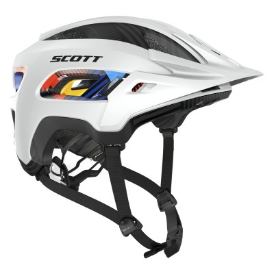 POP WHITE - Scott Stego Helmet