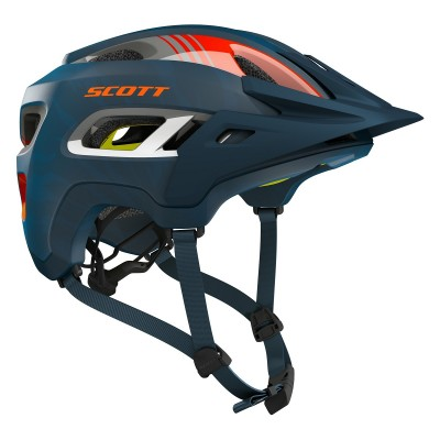 Blue/Orange - Scott Stego Helmet