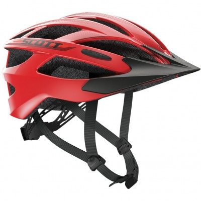 red - Scott Helmet  Watu (CE)