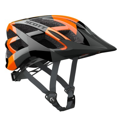 Orange Camo - Scott Helmet  Spunto (CE)