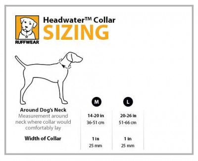 - Ruffwear Headwater™ Collar