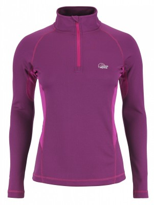 Lowe Alpine Dryflo Zip Top 150 Women´s