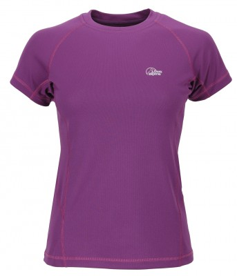 Lowe Alpine Dryflo Ss Top 120 Women´s