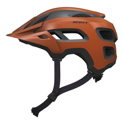 ORANGE MATT - Scott Helmet Mythic