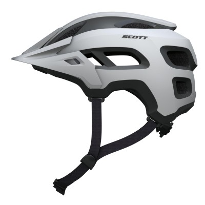 WHITE MATT - Scott Helmet Mythic