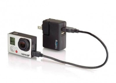 - GoPro Wall Charger