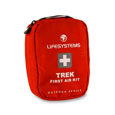 Trek First Aid Kit - Lifesystems Trek First Aid Kit