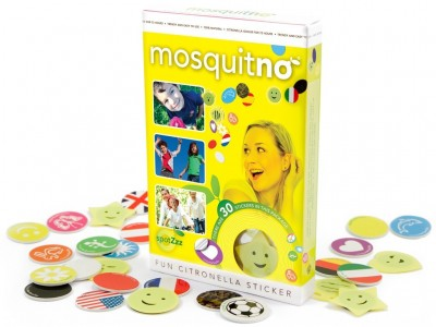 Mosquitno Mosquitno Fun Citronella Sticker