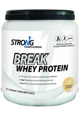 Strong Break Whey Protein