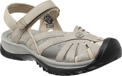 ALUMINUM/NEUTRAL GRAY - Keen Rose Sandal W