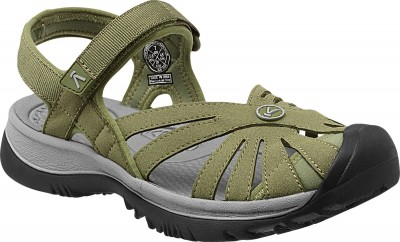 Loden/Neutral Gray - Keen Rose Sandal W