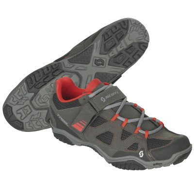 BLACK/RED - Scott Scott Trail Evo Lady Shoes