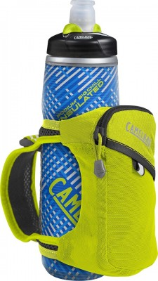 Lime Punch/Black - CamelBak Quick Grip Chill Bottle
