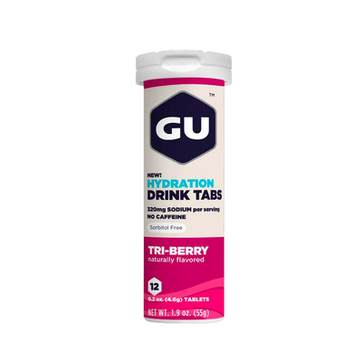 Tri-Berry - GU Hydratation Drink Tabs