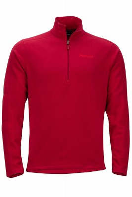 Sienna Red - Marmot Rocklin 1/2 Zip