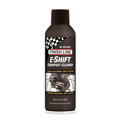 9 oz - Finish Line E-Shift Groupset Cleaner