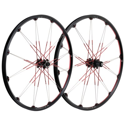 Crankbrothers Cobalt 3 Wheel Black/ Red 27.5