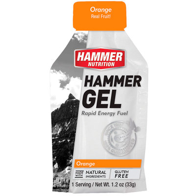 ORANGE - Hammer Nutrition Hammer Gel