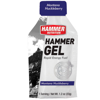 Montana Huckleberry - Hammer Nutrition Hammer Gel
