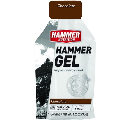 Chocolate - Hammer Nutrition Hammer Gel