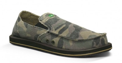 Sanuk Mens Pick Pocket