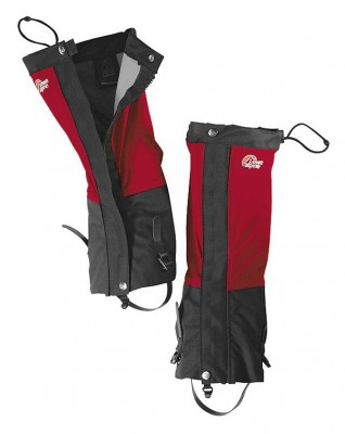 RED - Lowe Alpine Mountain Gaiter