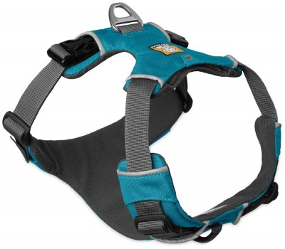 PACIFIC BLUE - Ruffwear Front Range™ Harness