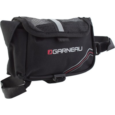 BLACK - Garneau Gel Box Bag