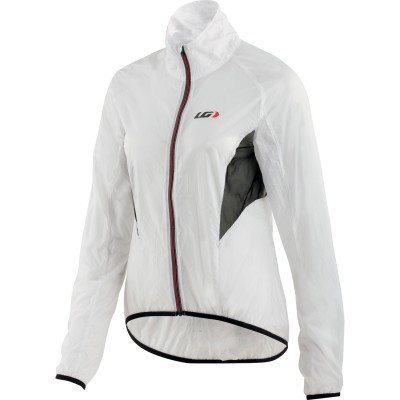 WHITE/BLACK - Garneau Wm´s X-Lite Jacket