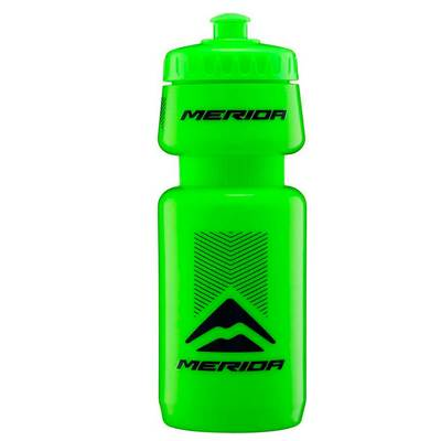 GREEN/BLACK MERIDA - Merida Bikes Water Bottle 700cc