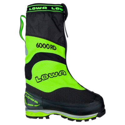 Lime/Black - Lowa Expedition 6000 Evo RD