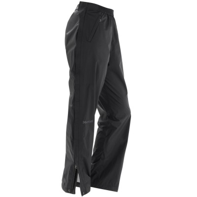 BLACK - Marmot PreCip Full Zip Pant