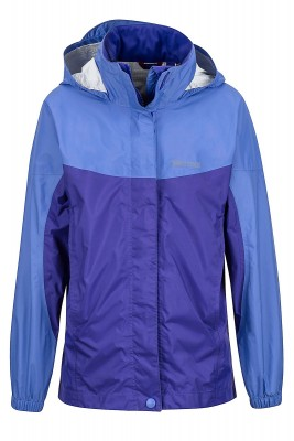 Lilac/Electric Purple - Marmot Girl´s PreCip Jacket