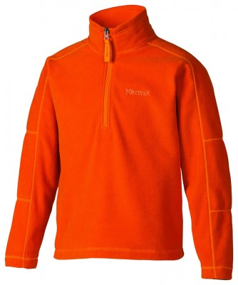 Warm Spice - Marmot Boy´s Rocklin 1/2 Zip