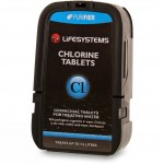 Lifesystems Chlorine Tablets (72 Tablets)
