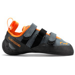 Anthracite/orange