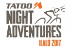 Tatoo Inscripción Night Adventures - Ilaló 2017