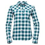 Spruce-silver Pine Plaid