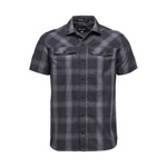 Black-anthracite-carbon Plaid