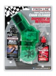 Finish Line PRO Chain Cleaner Kit - degreaser & lube