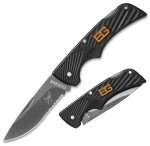 Gerber Bear Grylls Survival Series, Compact Scout, Drop Point, Serrated
