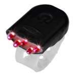 RavX LUMI X5 RED/ Blueberry 3 mode rechargeable rear light
