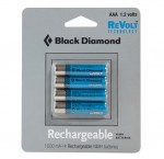 Black Diamond Black Diamond AAA Rechargeable Battery 4 Pack
