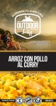 Daff Arroz con Pollo al Curry Outdoor 200 grs