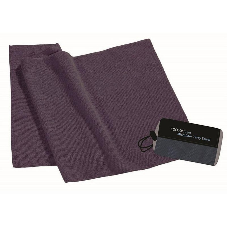 Cocoon Microfiber Towel Ultralight Xl: Cocoon Microfiber Terry Towel