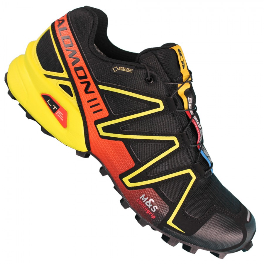 f5b0da0499 Zoom · - Salomon Speedcross 3 GTX