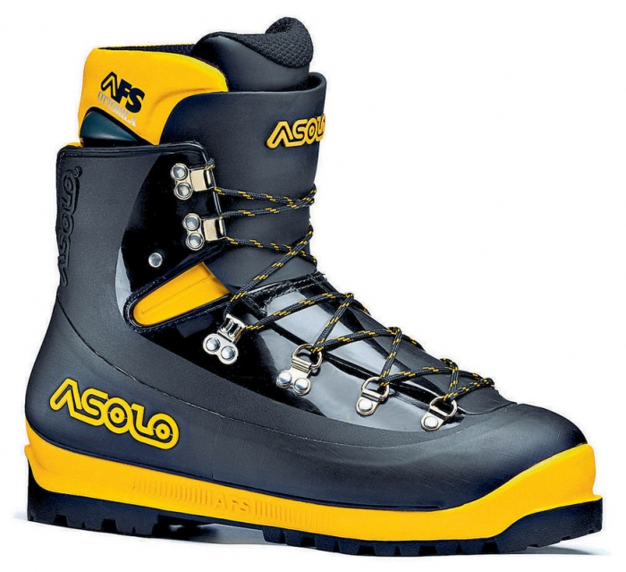 Asolo AFS 8000 / La Sportiva Nepal Trek
