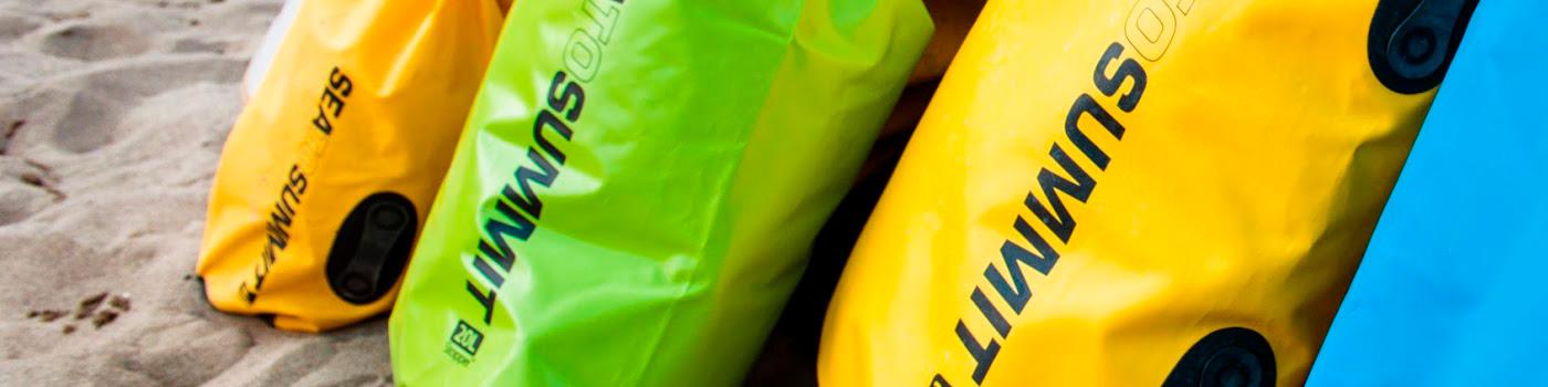 En Tatoo Marca encuentras accesorios para outdoors, camping y viajes de Sea to Summit, famosa por sus bolsas secas, bolsas compresoras, platos colapsables y más.