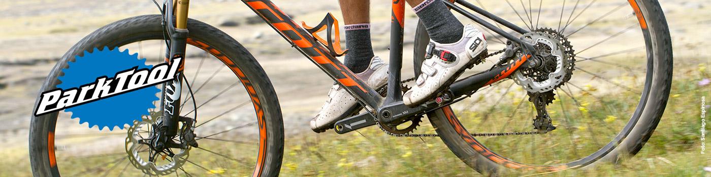 Park Tool viene fabricando herramientas específicas para bicicleta desde 1963.  Una relación a largo plazo con la calidad, innovación, y satisfacción del cliente.