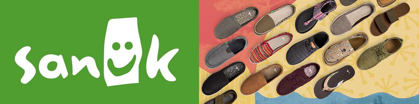 Marca estadounidense de calzado informal para hombre y mujer, reconocida por sus sandalias y mocasines de tela.